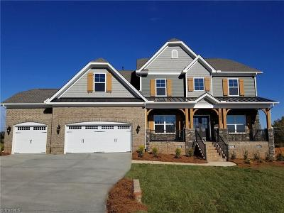 Stokesdale Single Family Home For Sale: 8202 Patterdale Court #Lot 5