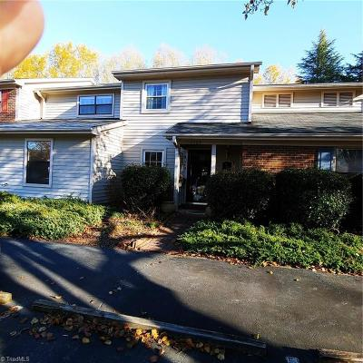 Greensboro Condo/Townhouse Due Diligence Period: 2603 Cottage Place