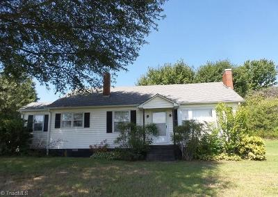 Single Family Home For Auction: 2825 Longtown Road
