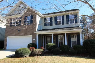 High Point Single Family Home For Sale: 3821 Tonsley Place