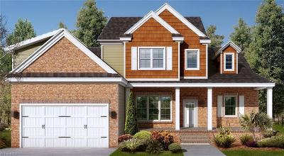 Gibsonville Single Family Home For Sale: 7123 Summertime Drive