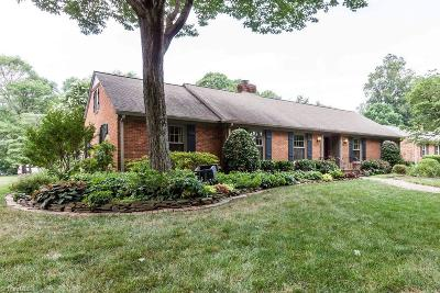 Greensboro Single Family Home For Sale: 3001 Northampton Drive