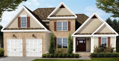 Gibsonville Single Family Home For Sale: 7002 Claren Oaks Court
