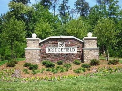 Winston Salem Residential Lots & Land For Sale: 2010 Bridgefield Lane