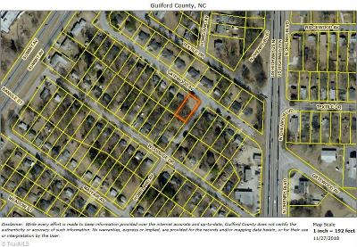 Greensboro Single Family Home For Sale: 1801 Gatewood Avenue