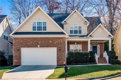 Greensboro Single Family Home For Sale: 4208 Peppervine Trail