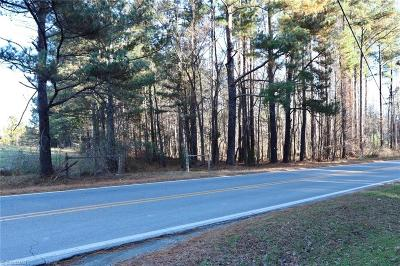 Alamance County Residential Lots & Land For Sale: S Jim Minor Road