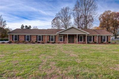 Kernersville Single Family Home Due Diligence Period: 330 Fielding Drive