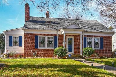 Greensboro Single Family Home For Sale: 2303 Lawndale Drive
