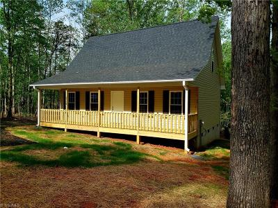 Lexington NC Single Family Home For Sale: $144,900