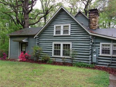 Alamance County Single Family Home For Sale: 1430 Old Coach Road