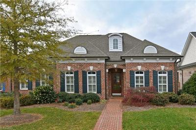 Winston Salem Single Family Home For Sale: 2692 Arbor Place Court