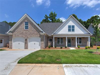 Greensboro NC Single Family Home For Sale: $367,500