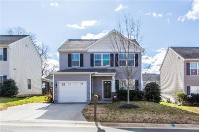 Alamance County Single Family Home Due Diligence Period: 1215 Copperstone Way