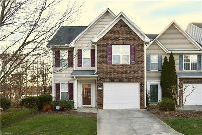 Winston Salem Condo/Townhouse For Sale: 1173 Academic Drive