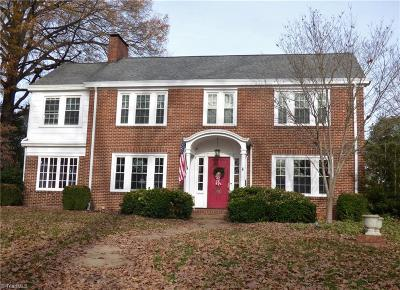 High Point Single Family Home Due Diligence Period: 202 Hillcrest Drive