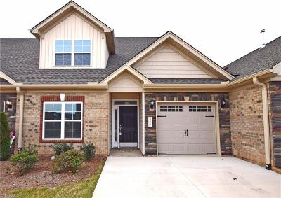 Winston Salem Condo/Townhouse For Sale: 206 Zurich Court #Lot 59