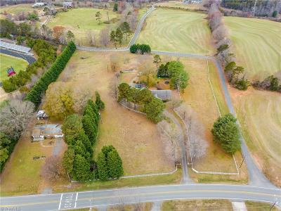 Surry County, Yadkin County, Davie County, Stokes County, Forsyth County, Davidson County, Rockingham County, Guilford County, Randolph County, Caswell County, Alamance County Single Family Home For Sale: 4140 Transou Road