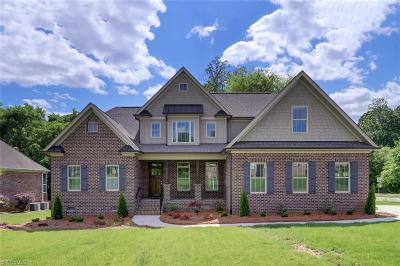 Whitsett Single Family Home For Sale: 1925 Wake Bridge Drive