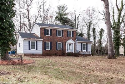 Greensboro NC Single Family Home For Sale: $179,900