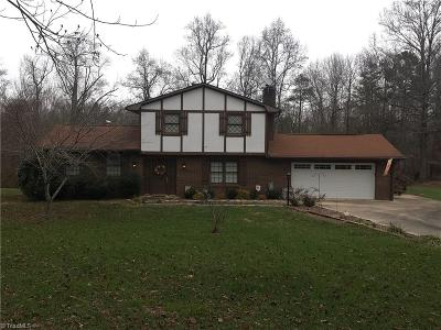 Guilford County, Forsyth County, Davidson County, Randolph County, Surry County, Yadkin County, Davie County, Stokes County, Rockingham County, Caswell County, Alamance County Single Family Home Due Diligence Period: 2194 Todd Drive