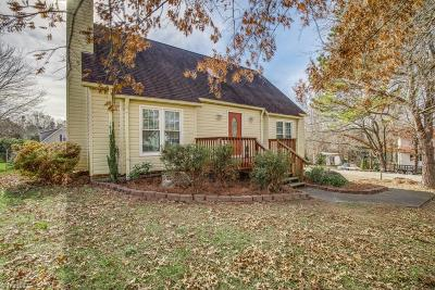 Clemmons Single Family Home Due Diligence Period: 5488 Moravian Heights Lane