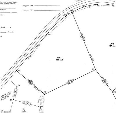Germanton Residential Lots & Land For Sale: Lot 1 Friendship Road