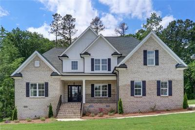 Whitsett Single Family Home For Sale: 1926 Wake Bridge Drive