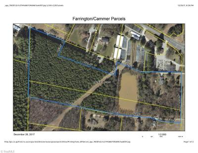 Guilford County Commercial Lots & Land For Sale: 2851 Nc Highway 68