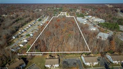 Guilford County Commercial Lots & Land For Sale: 2222 Wilcox Drive