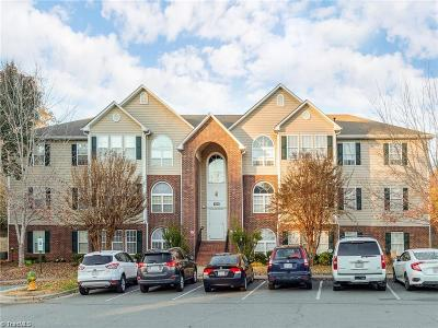 Winston Salem Condo/Townhouse Due Diligence Period: 511 Mill Pond Drive