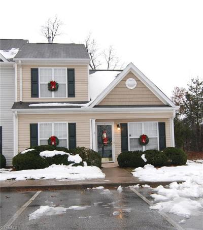 High Point NC Condo/Townhouse For Sale: $129,900