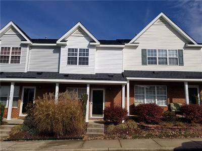 Greensboro Condo/Townhouse For Sale: 4326 Carlys Way