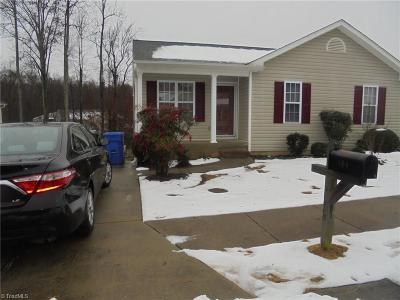 Kernersville Single Family Home Due Diligence Period: 304 Tanner Court