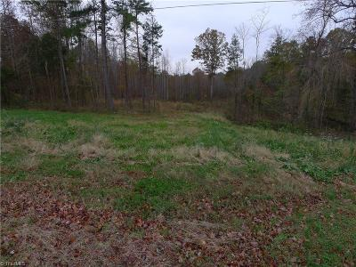 Davie County Residential Lots & Land For Sale: 544 Sain Road