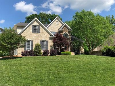 Summerfield Single Family Home For Sale: 8230 William Wallace Drive