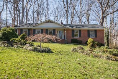 Winston Salem Single Family Home For Sale: 3551 York Road