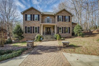 Kernersville Single Family Home Due Diligence Period: 608 Doe Run Drive