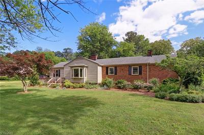 Alamance County Single Family Home For Sale: 1936 Edgewood Avenue