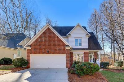 Greensboro Single Family Home For Sale: 48 Kinglet Circle