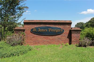 Catawba County Residential Lots & Land For Sale: 2861 Cyrene Lane
