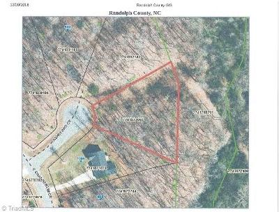 Asheboro Residential Lots & Land For Sale: Asheford Court