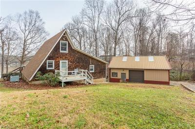 Davidson County Single Family Home For Sale: 396 Hillview Drive