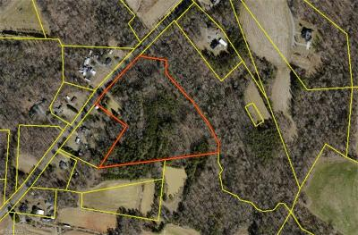 Browns Summit Residential Lots & Land For Sale: 6628 High Rock Road