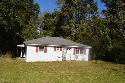 High Point Single Family Home For Sale: 486 Craven Road