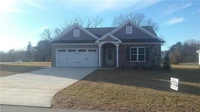 Single Family Home For Sale: 3879 Woodview Drive