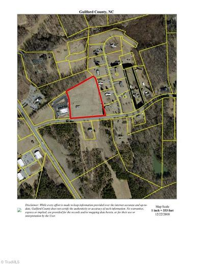 Guilford County Residential Lots & Land For Sale: 8046 Fogleman Road