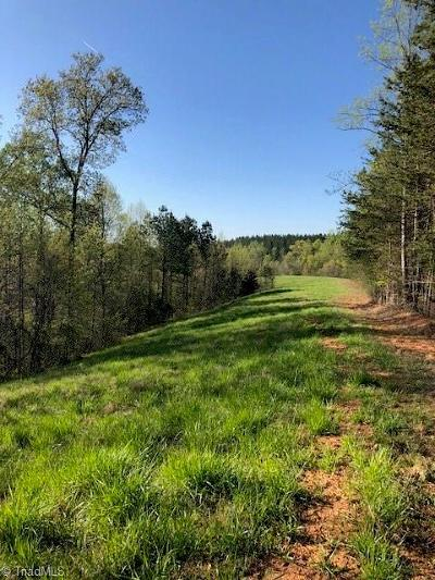 Surry County Residential Lots & Land For Sale: 99999 Romie Snow Road