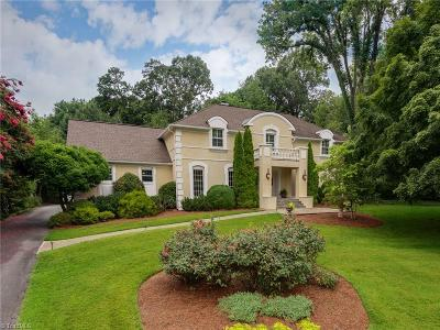 Winston Salem Single Family Home Due Diligence Period: 844 Glen Echo Trail