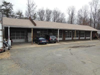 Winston Salem Commercial For Sale: 1155 Old Hollow Road